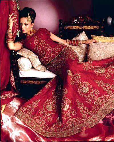 Beautiful Indian Bridal Dress