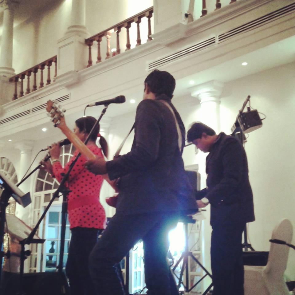 Allegro Band in Sri Lanka