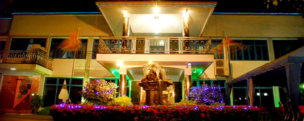 Asiri Hotel Front View