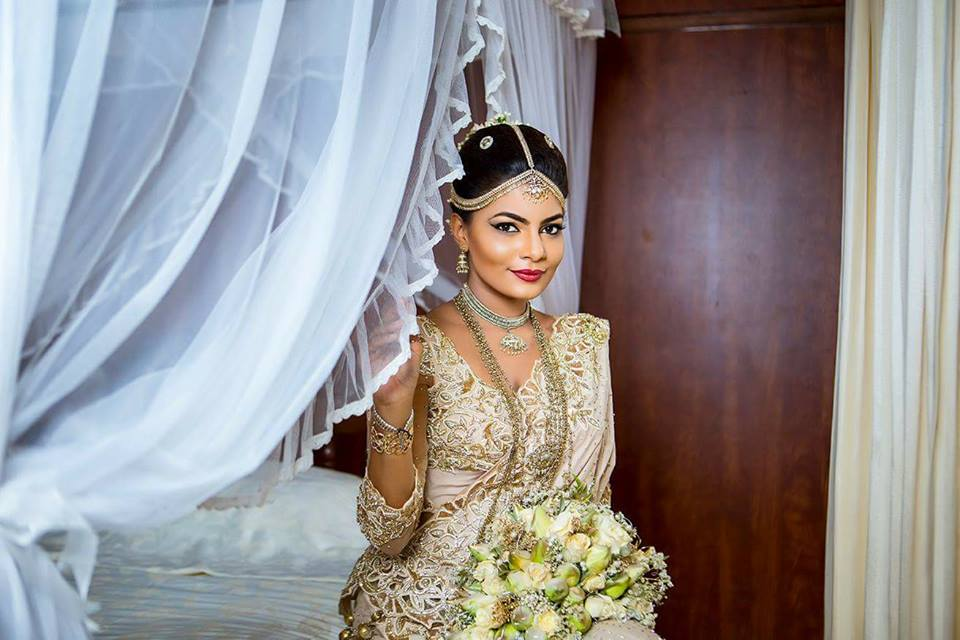 Bridal Inspirations by Manik Hulangamuwa