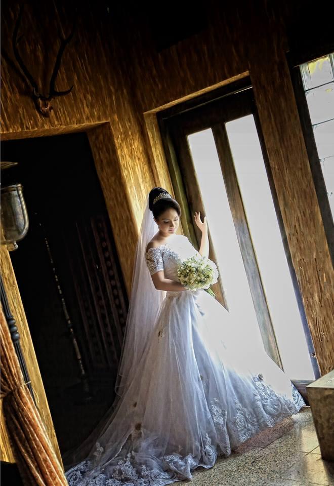 Calla Bridal in Sri Lanka