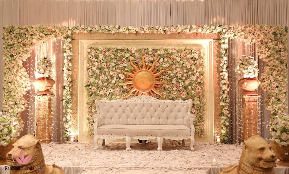 Kandian Florals Edge